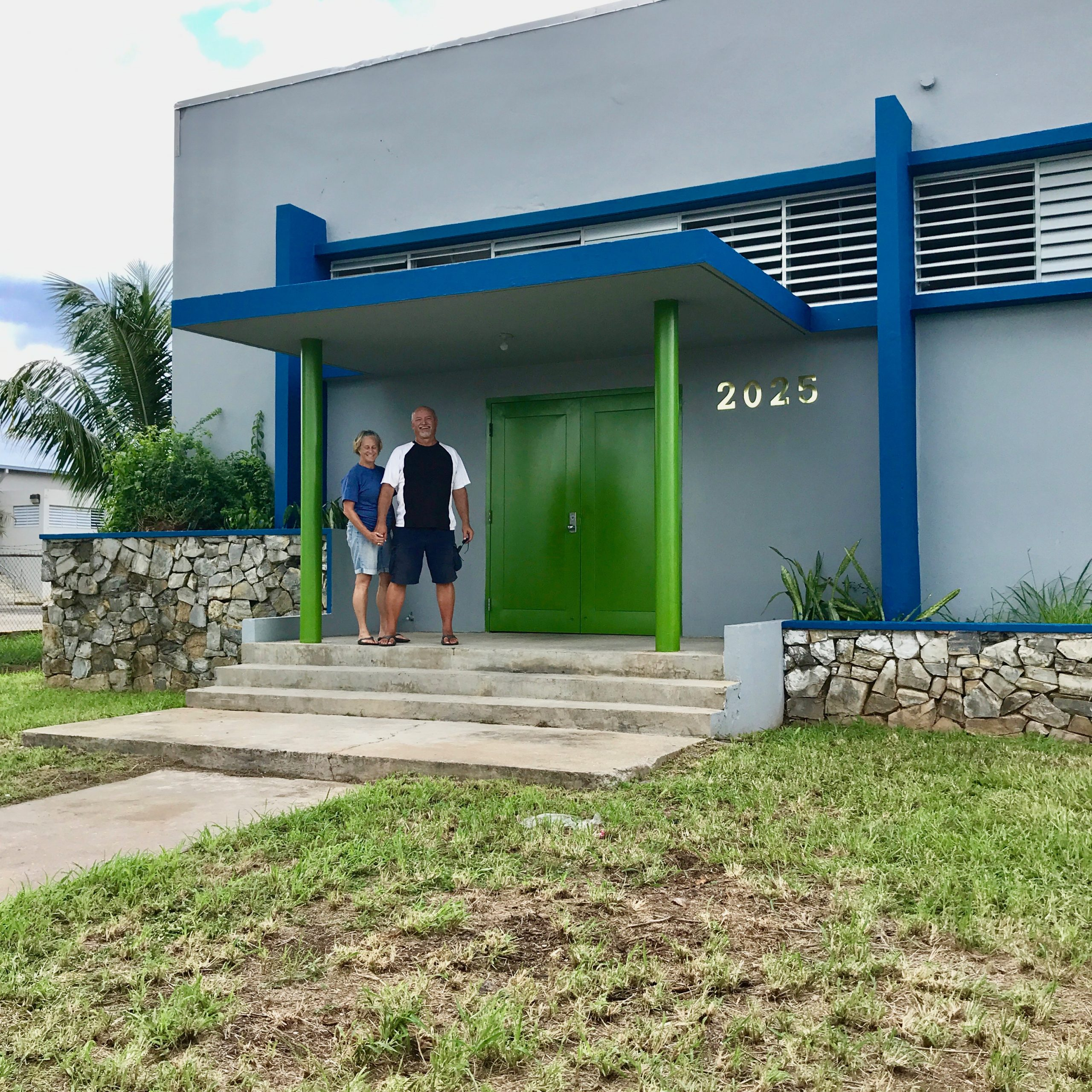 Fusion Farms, Puerto Rico