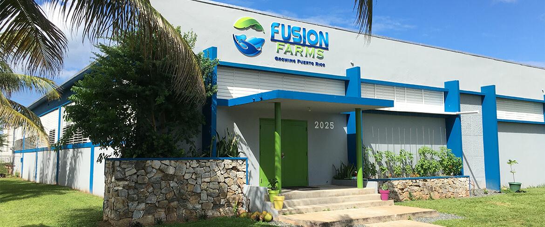Fusion Farms office
